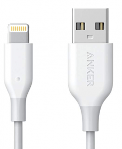 anker powerline lightning charger