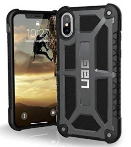 urban armor gear monarch iphone x case