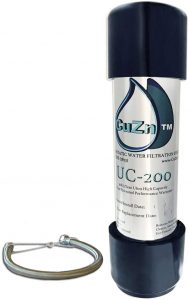 cuzn nc-200 under counter water filter