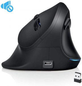 AUTLEY Wireless Vertical Mouse