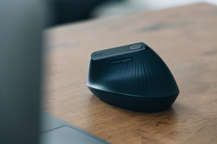 vertical gaming mouse