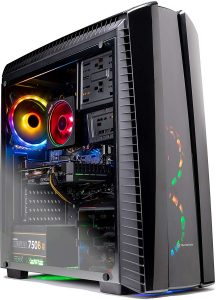 SkyTech Shadow II Gaming Computer PC Desktop