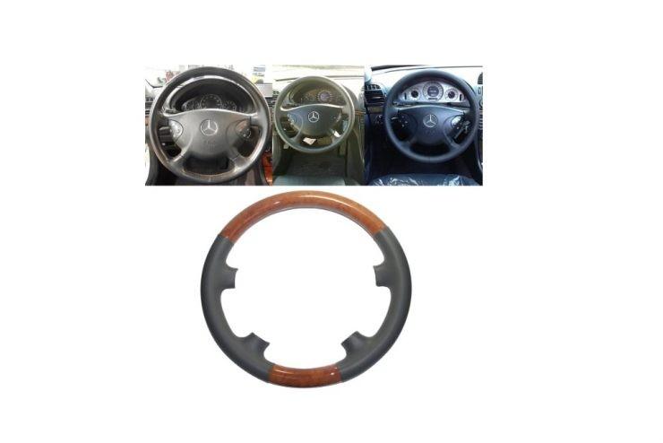 mercedes steering wheel cover