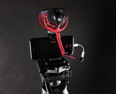 iphone video mic
